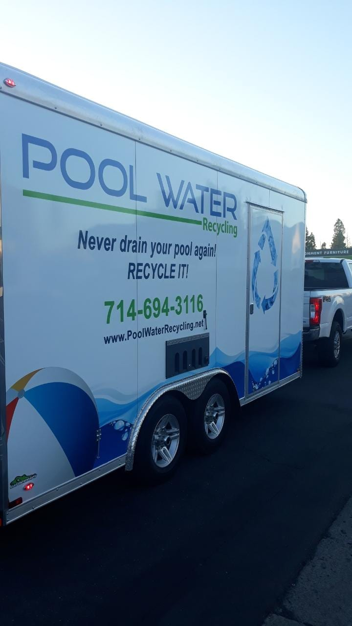 Reverse Osmosis Filtration Trailer